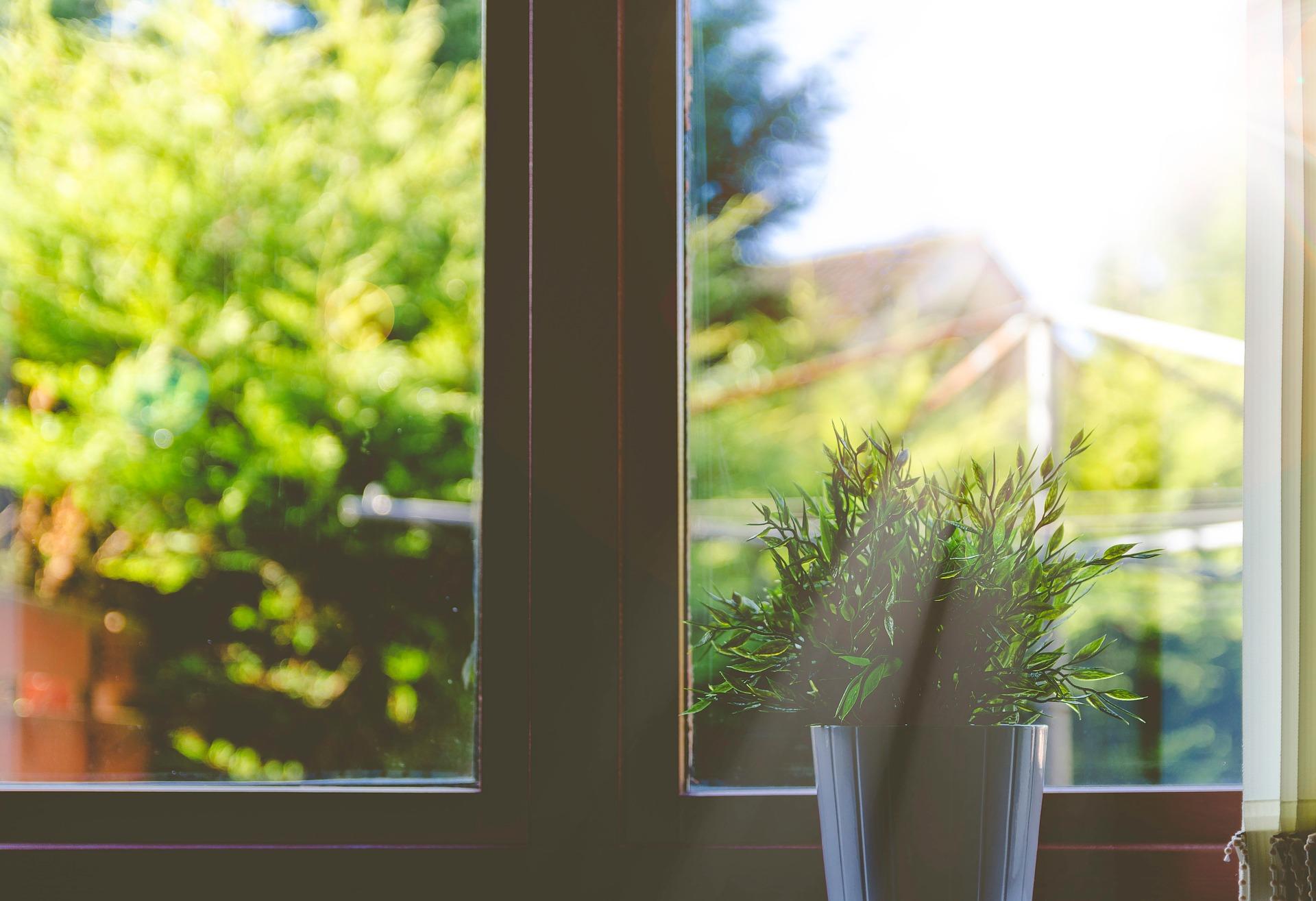 健康な省エネ建築(4) 窓と太陽光