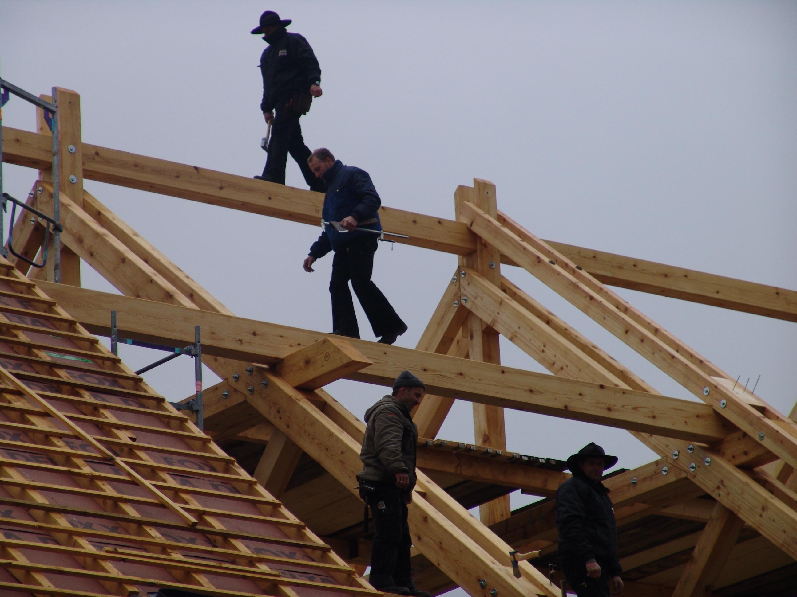 ドイツの職人養成 デュアルシステム ②木大工職人の養成