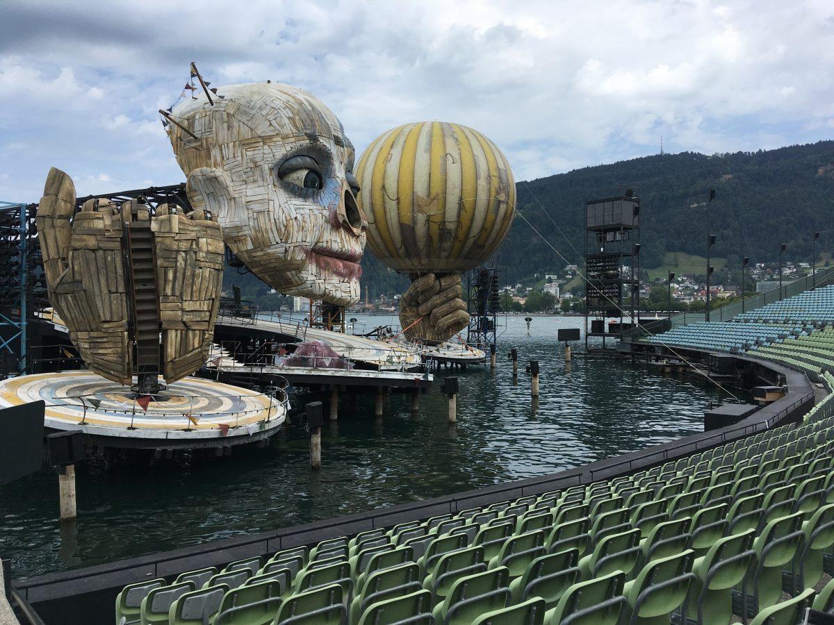 湖上オペラ