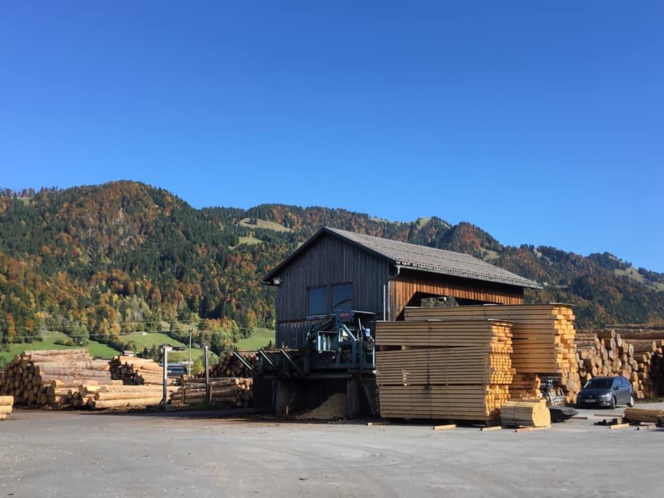 木材の地産地消のつなぎ役