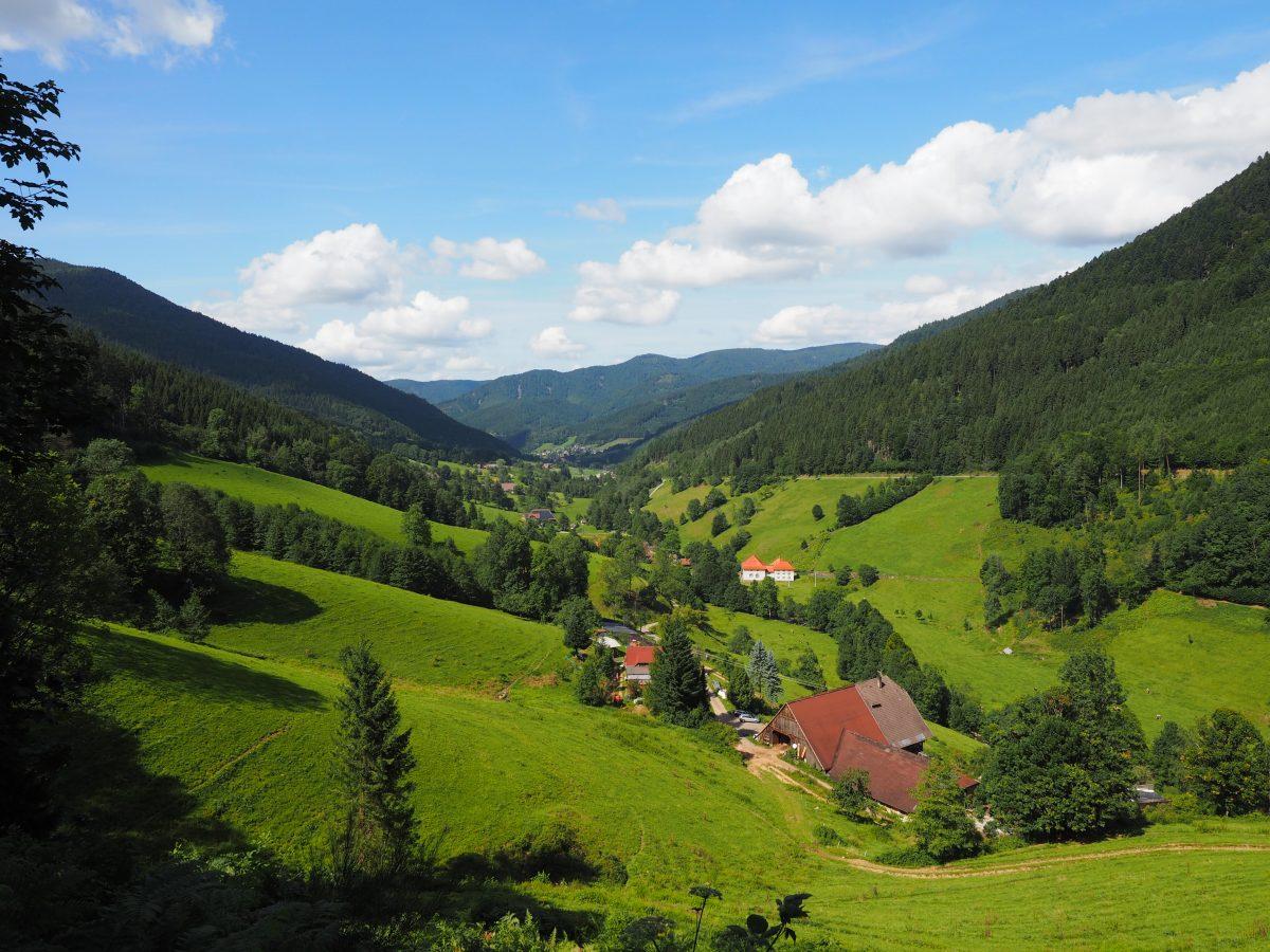 ドイツで最も美しいハイキングルート